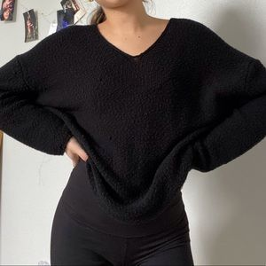 Urban outfitters black sweater